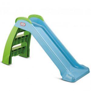 First Slide – Blue/Green