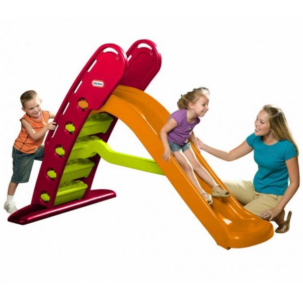 Easy Store Giant Slide - Rainbow