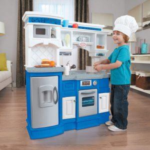 Gourmet Prep n Serve Kitchen – Blue
