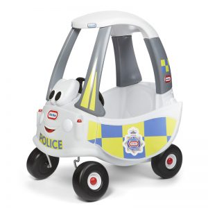 Police Response Cozy Coupe