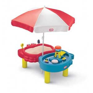 Sand & Sea Play Table