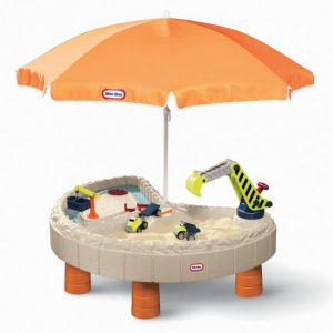 Builder's Bay Sand & Water Table