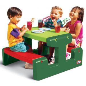 Junior Picnic Table (Evergreen)