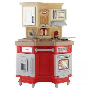 Super Chef Kitchen – Red