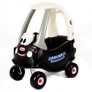Tikes Patrol Police Car
