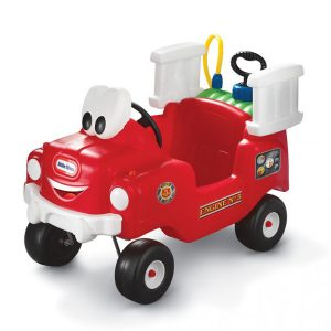 Spray & Rescue Fire Truck™
